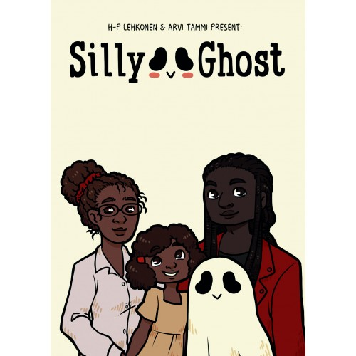 Silly Ghost  - Zine Comic