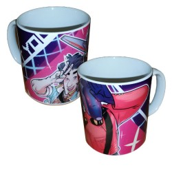 GYM Mug - 80s Fashion