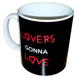 Mug - Lovers Gonna Love