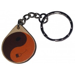 Charm/Keyring - Tea for Tao
