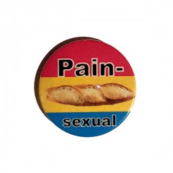 Badge - Pain-Sexual