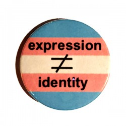 Badge - Expression ≠ Identity